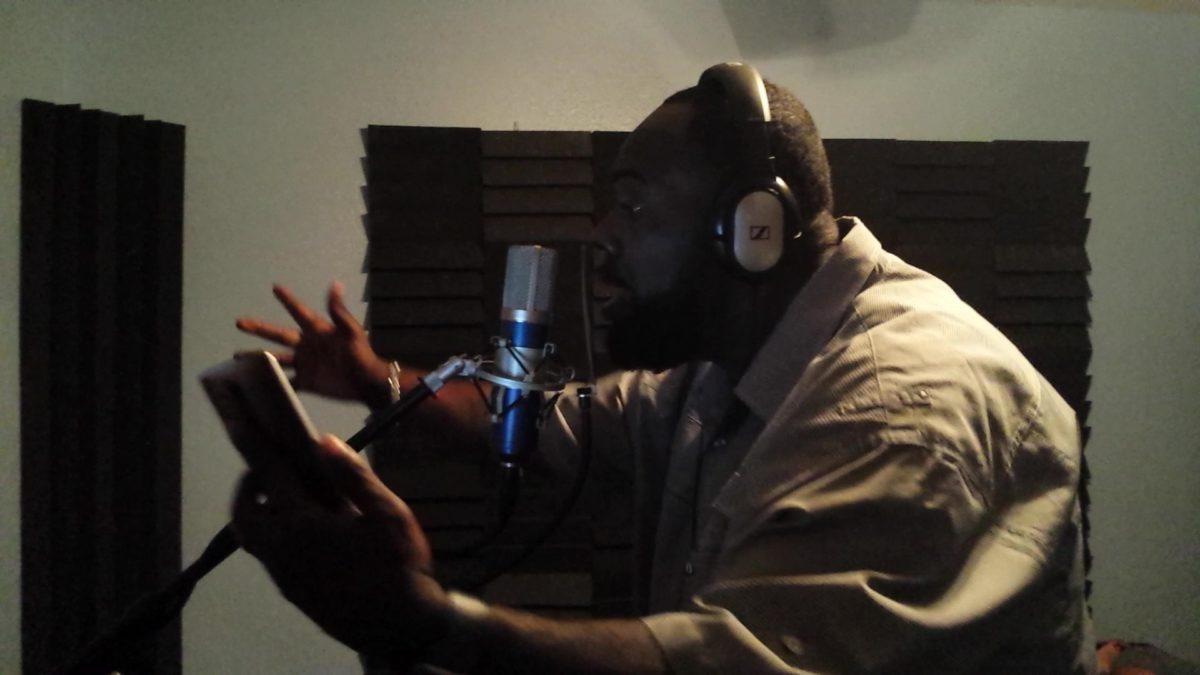 voice over 1